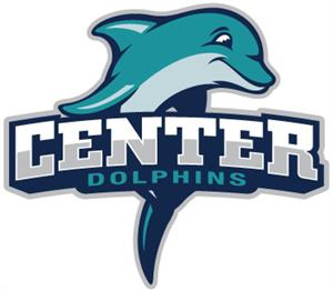 Center Dolphin Logo