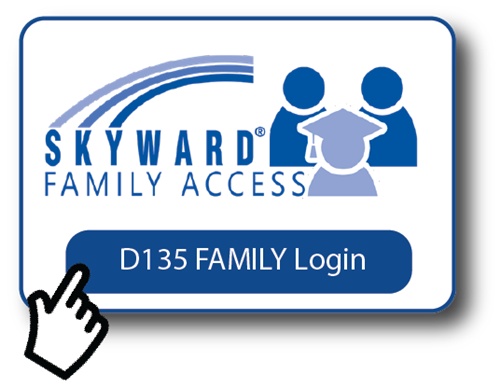 Image link to family access login.