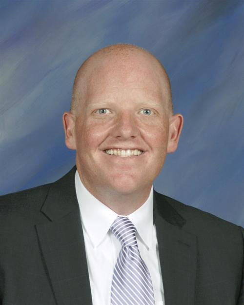 Picture of Principal Brian Horn