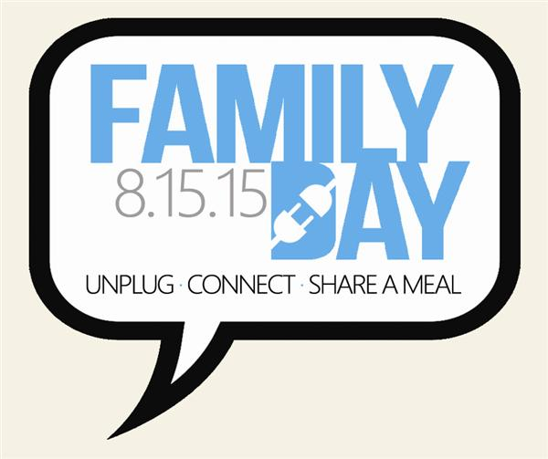 Family Day is 8.15.15