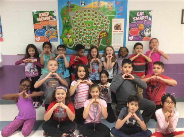 Center School raises $4k for Jump Rope for Heart