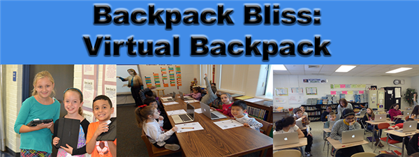 Backpack Bliss Virtual Backpack
