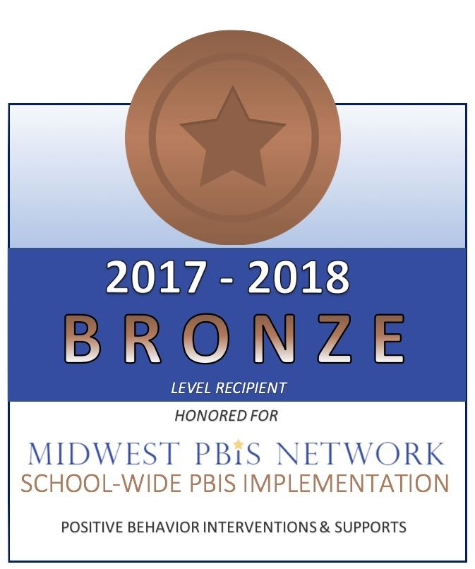 PBIS Bronze Level Implementation