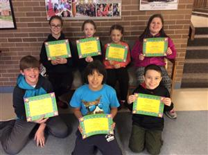 Students Nominated for Compassion